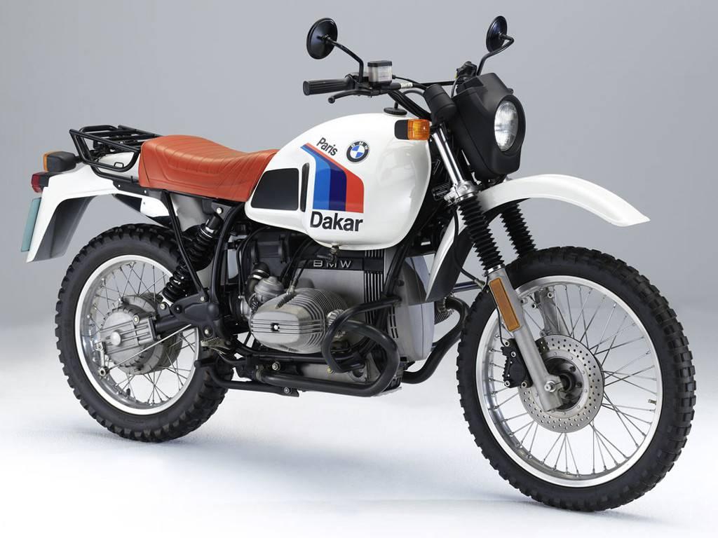 BMW R80GS